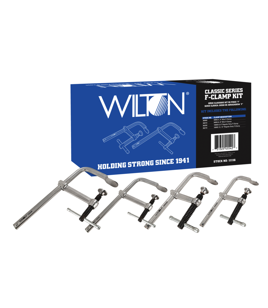 Classic Series F-Clamp Kit