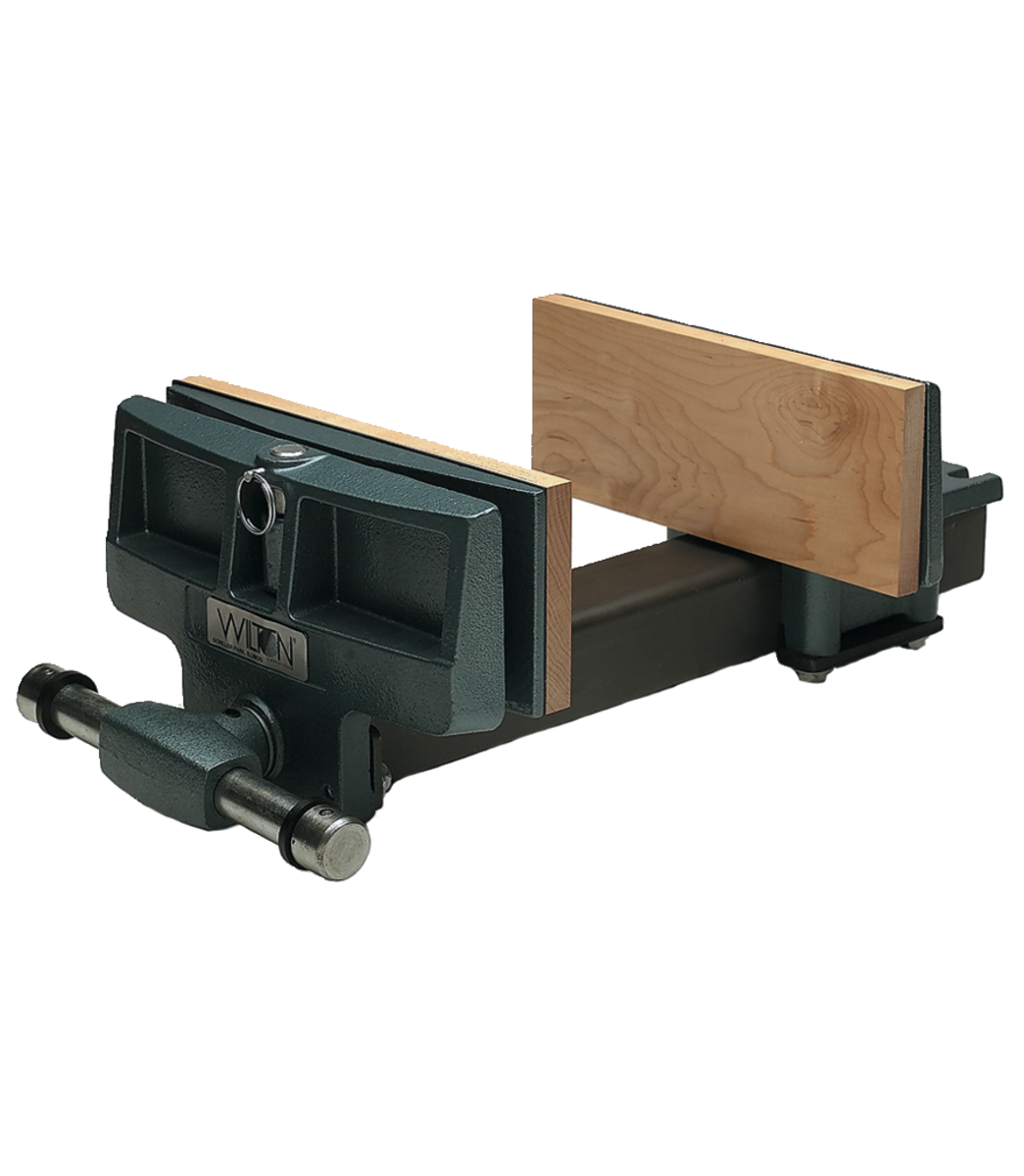 Manual: 79A Pivot Jaw Woodworkers Vise - Rapid Acting
