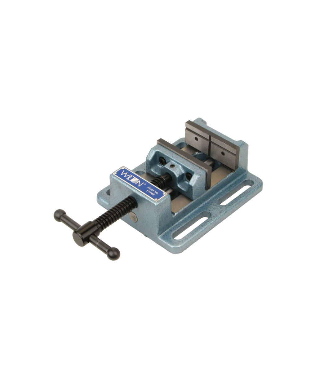 LOW PROFILE DRILL PRESS VISES