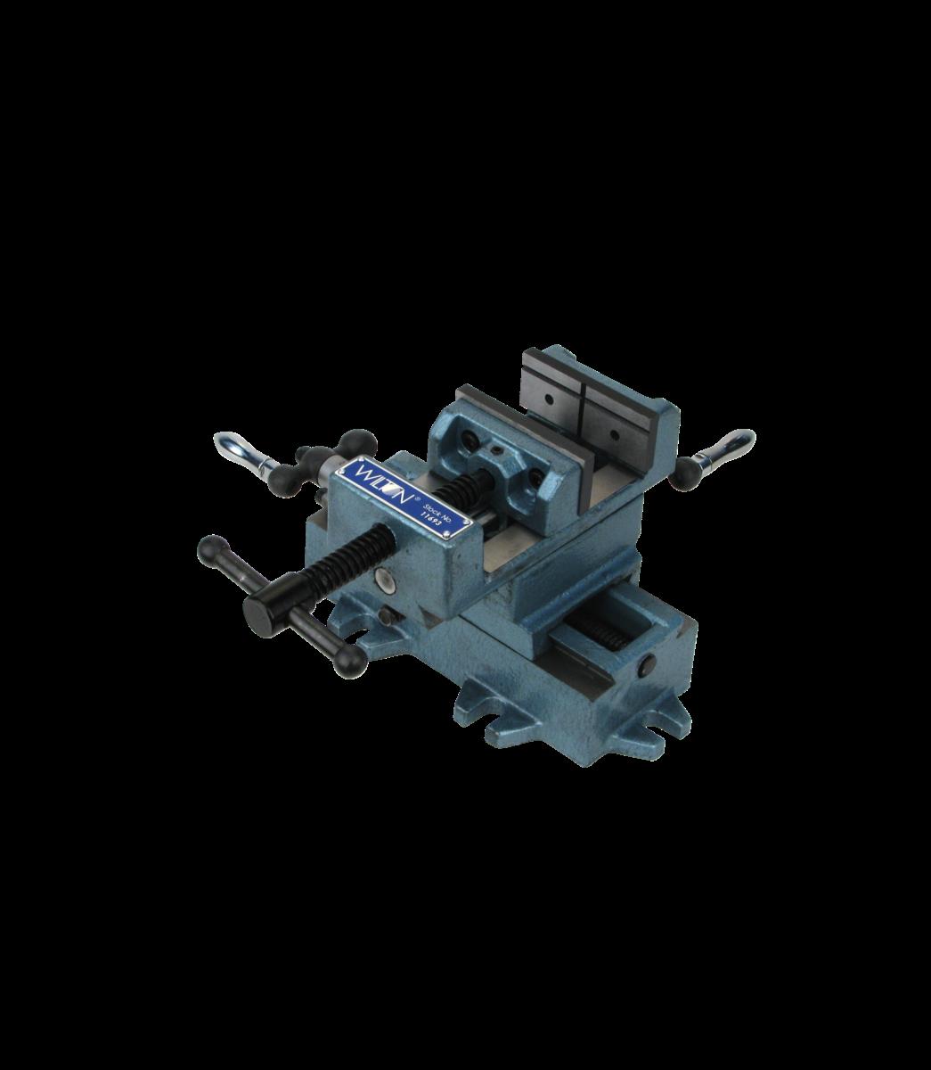 """8"""" Cross Slide Drill Press Vise"""