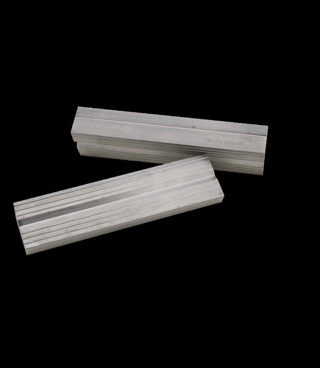 A-4.5, Aluminum Jaw Cap, 4-1/2