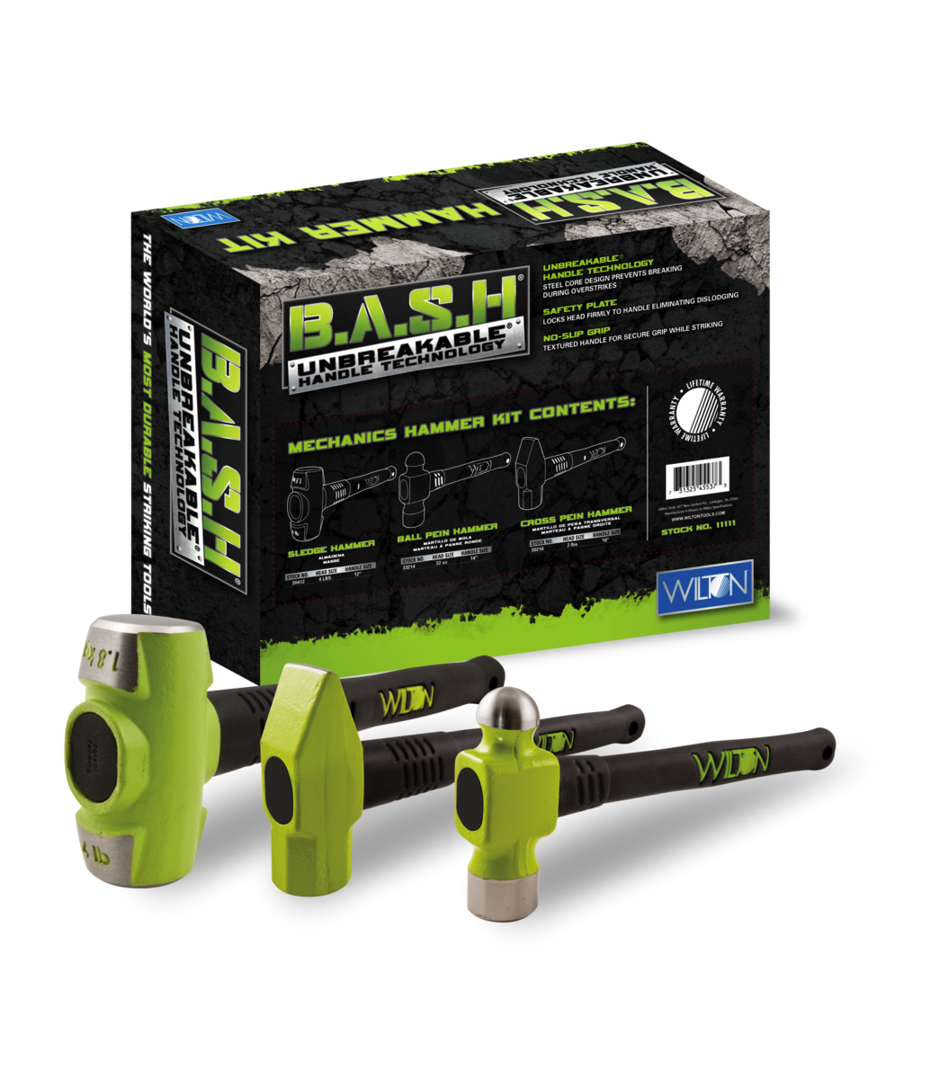 B.A.S.H® Mechanics Hammer Kit